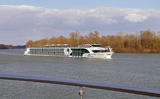 Das Schiff Edelweiss