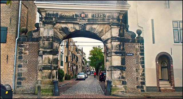Dordrecht - 1652 City Gate
