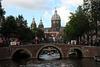 Amsterdam in coronatime