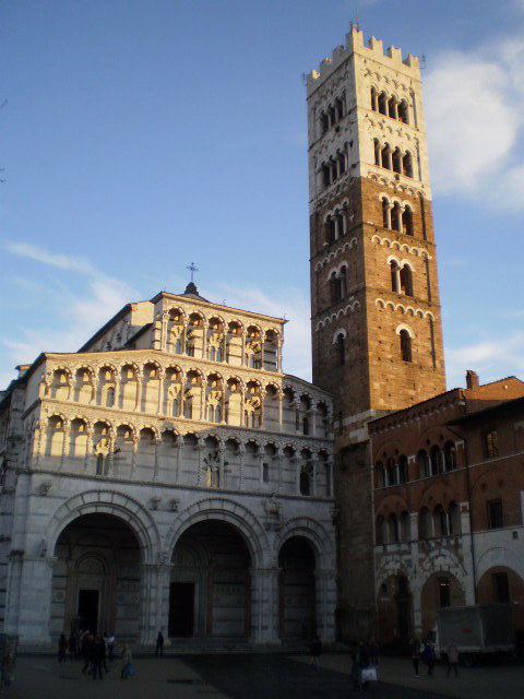 Lucca Cathedral (Saint Martin Church).