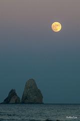 Lluna Plena a les Medes / Full Moon in Medes