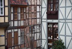 Fassaden und Fenster ...