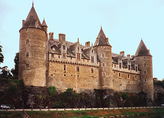 Josselin, Schloss
