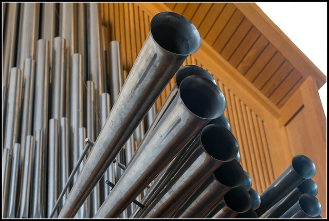 Orgel modern