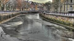 BELFORT: Coup de froid sur la ville de Belfort.08