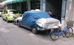 Couverture de voiture