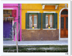 Venise - Ile de Burano