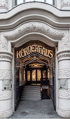 Art Nouveau Entrance (and Staicase (PIPs))