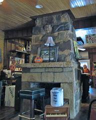 Mentone Cafe - Inside