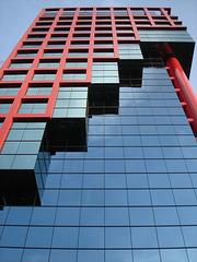 Offbeat building