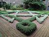 Historic garden layout