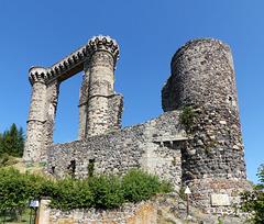 Allègre - Château d'Allègre