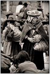 Descendante des Incas
