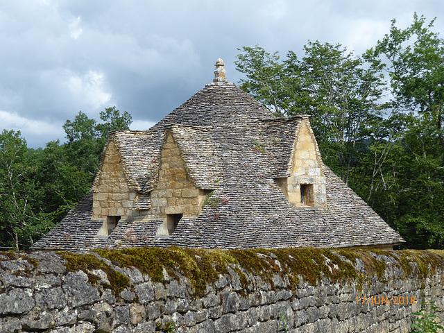 superbe maison en lauzes