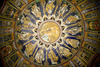 Ravenna 2017 – Battistero Neoniano – Mosaic on the roof