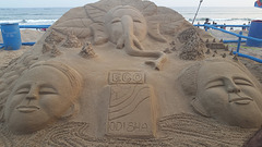 International Sand Art Festival of Odisha