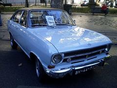 Opel Kadett LS (1970).