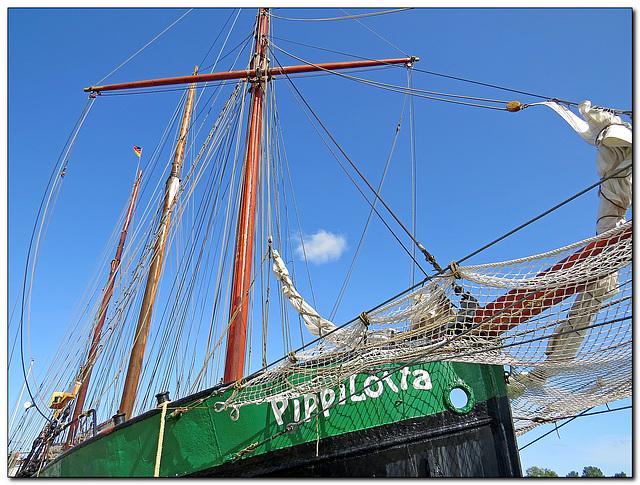 """Segelschiff """"Pipilotta"""""""