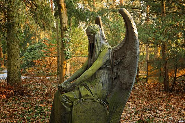3/50 - Engel in Grün