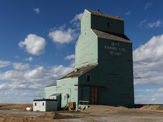 Brant grain elevator