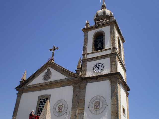 Church of Holy Mary of Ferreiros.