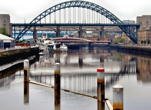 Bridges of the Tyne.