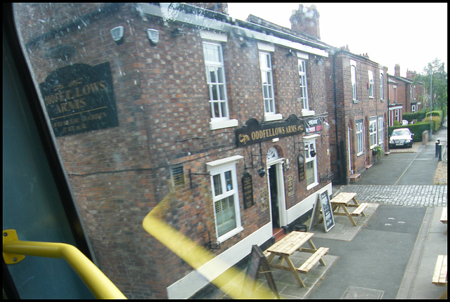 Oddfellows Arms at Davenham