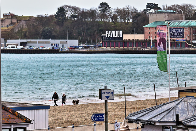Easter Saturday, Weymouth