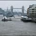 Tower Bridge and City Pier