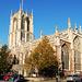 Holy Trinity Church, Kingston upon Hull, East Riding of Yorkshir