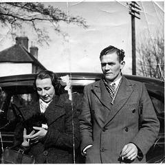 Olive and Bill Cornwell