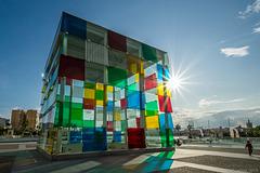 Centre Pompidou Malaga (© Buelipix)