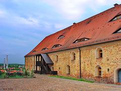 Bad Belzig, Burg Eisenhardt, Burghotel