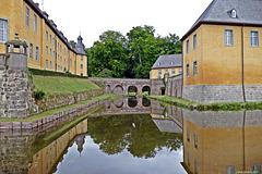 Brücke von der Vorburg zur Hochburg