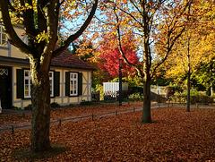 Ludwigslust, HFF im Herbst
