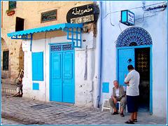 Kairouan : una inquadratura del centro storico