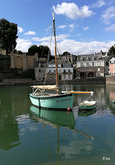bateau à Auray (56)