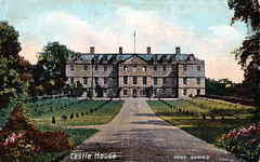 Leslie House, Fife, Scotland, (Destroyed by Fire 2009)