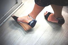 cole haan wedge heels