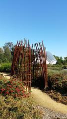 botanic sculture