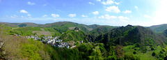 DE - Altenahr - View from Devil's Hole (Teufelsloch)