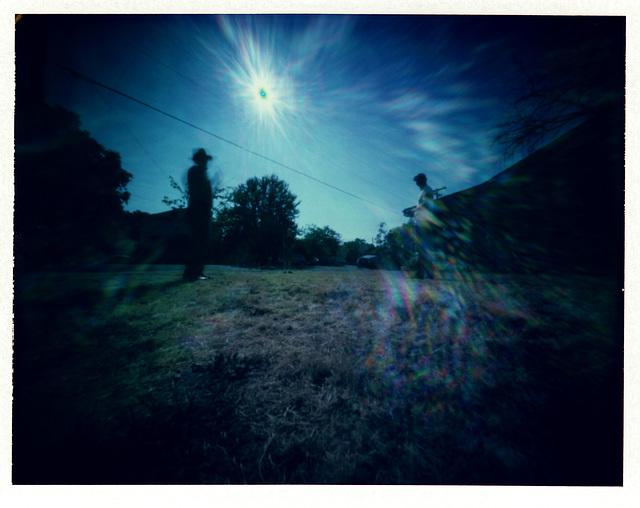Pinhole Eclipse I