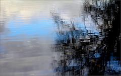 Reflexions sur un ciel de traine....