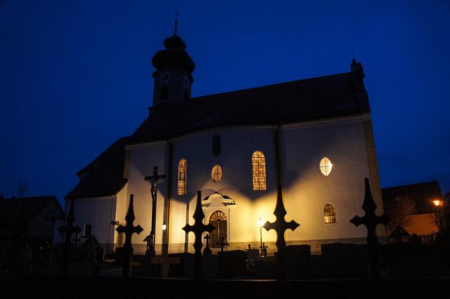 Wildenau, Pfarrkirche St. Erhard (PiP)