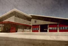 Klamath County Fire Dist. 1, Station #3