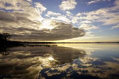 Dezembermorgen am Zwischenahner Meer