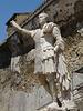 Herculaneum- Statue of Marco Nonio Balbo