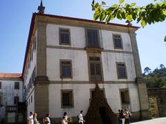Arouca Monastery.