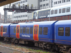 SWR at Portsmouth & Southsea (2) - 30 September 2021