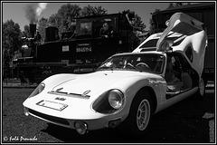 Melkus RS 1000 Schwarz-weiß